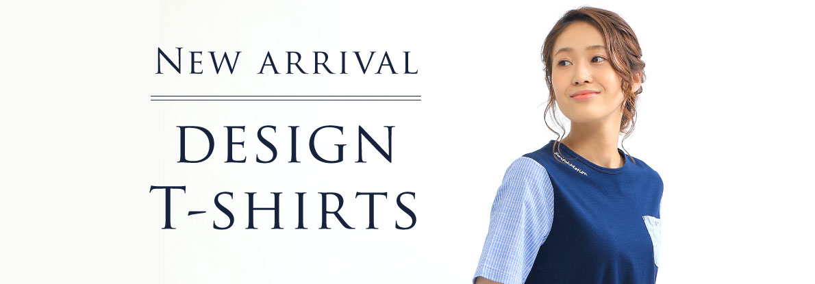 New arrival design T-shirts