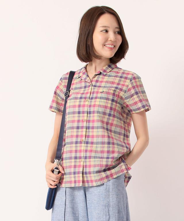 7514d567303c マドラスチェックシャツ - CROCODILE(クロコダイル) 公式通販サイト